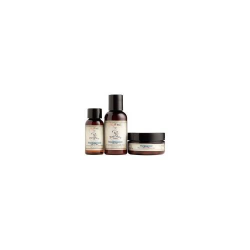 Rx Travel Trio (Sandalwood, Herbal Blend, Natural Unscented)