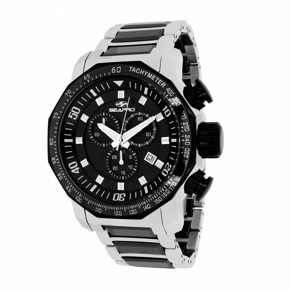 Seapro Men's Coral   Sea Pro Watches