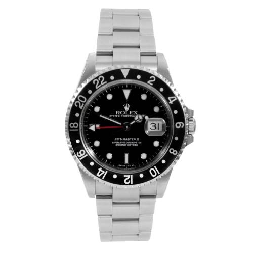 Stainless Steel GMT-Master I