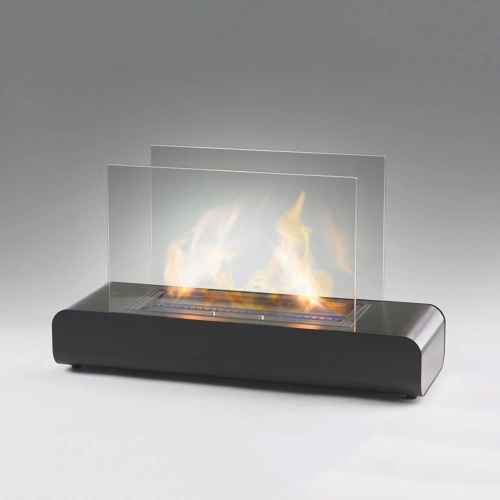 Blush Fireplace by Eco-Feu