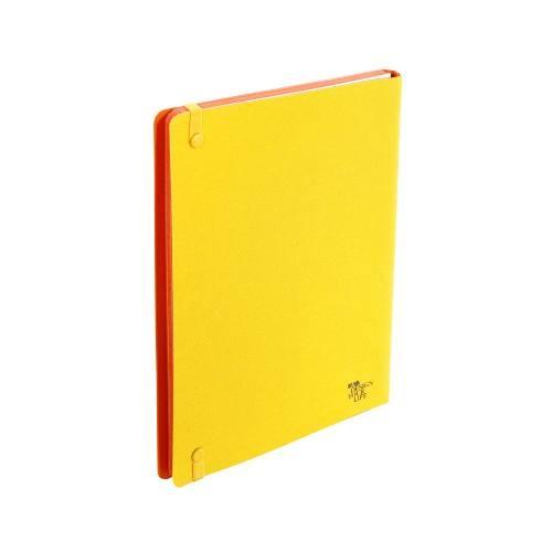 Everything A5 notes Sakura, Yellow (1 pc.)