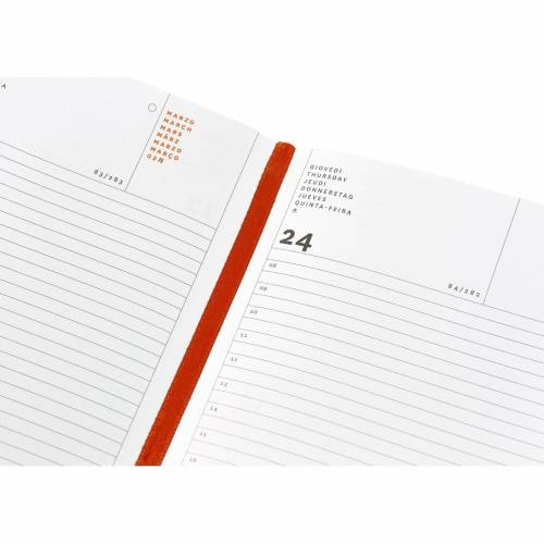 2016 Daily Planner - Nava Designs