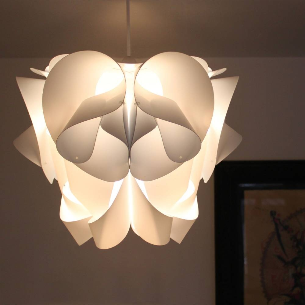 Large Pigna   Kaigami Origami Lighting