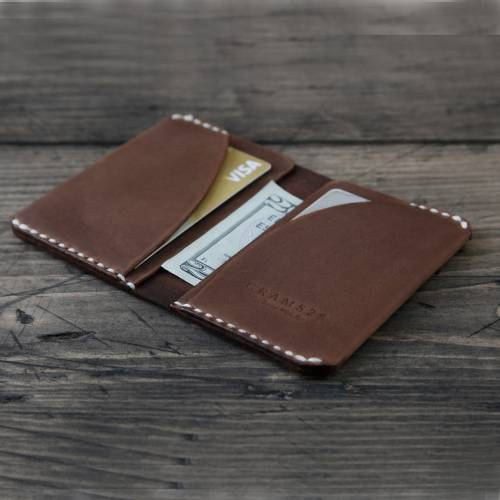 Leather Day Wallet