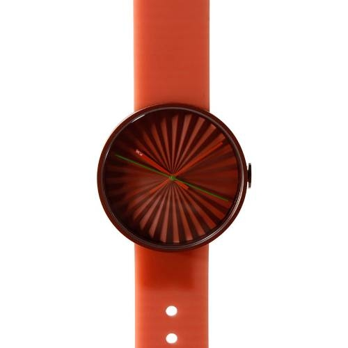Plicate Watch with 3D Dial - Nava Design