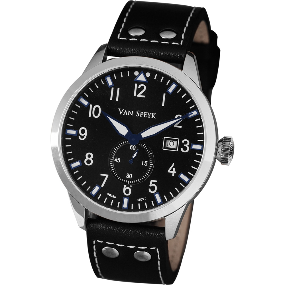 Van Speyk Dutch Pilot BZ Watch