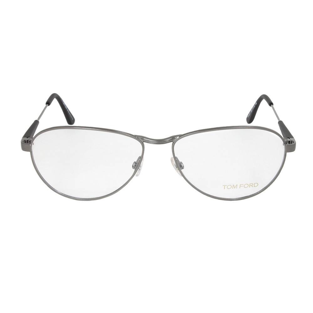 Gunmetal Eyeglasses Frame   Size 57