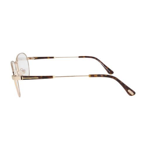Gold Eyeglasses Frame   Size 57