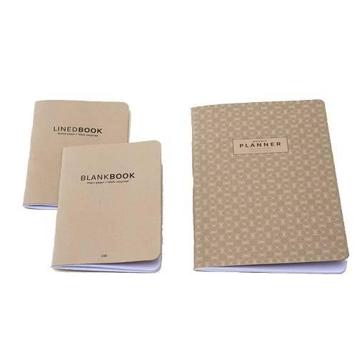 Blankbook | Set of 3 | Octagon Design