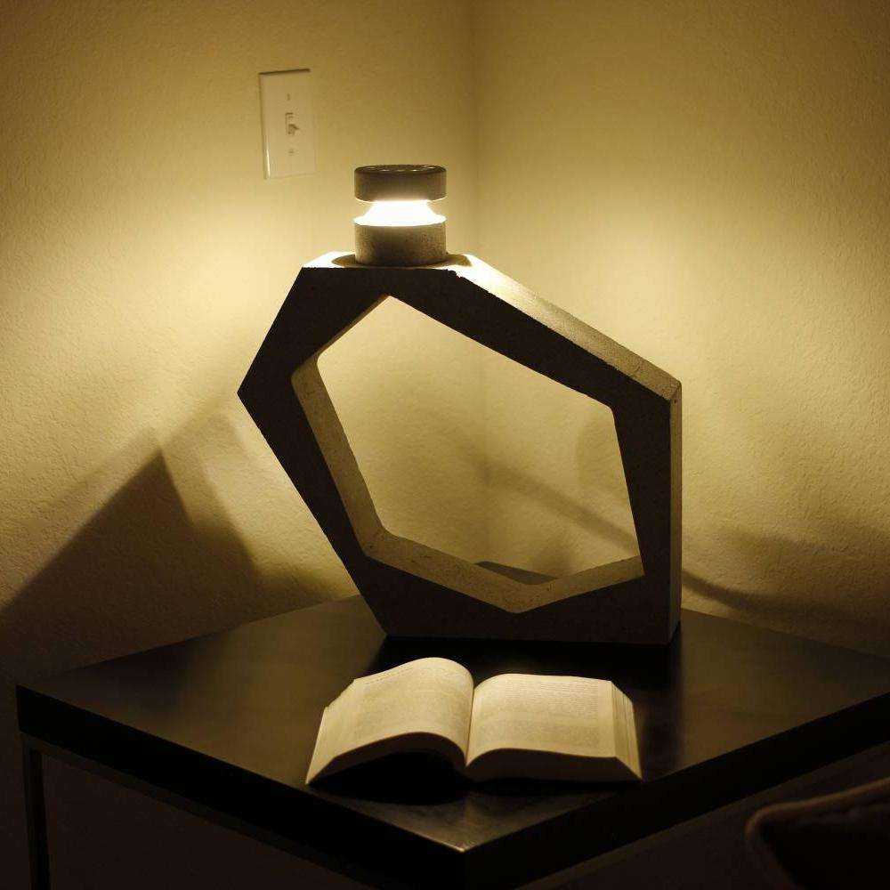 Cfab | Warmwhite rhh-lite lamp