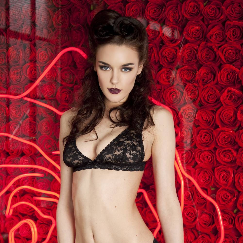 Playful Promises | Lucy Triangle Bra