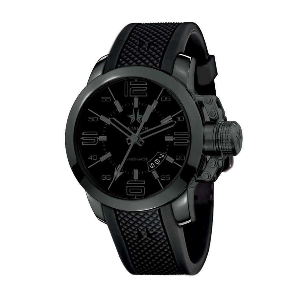 Metal CH Watch | Initial 1420