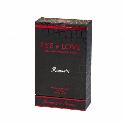 Romantic Men's Cologne   Eye of Love