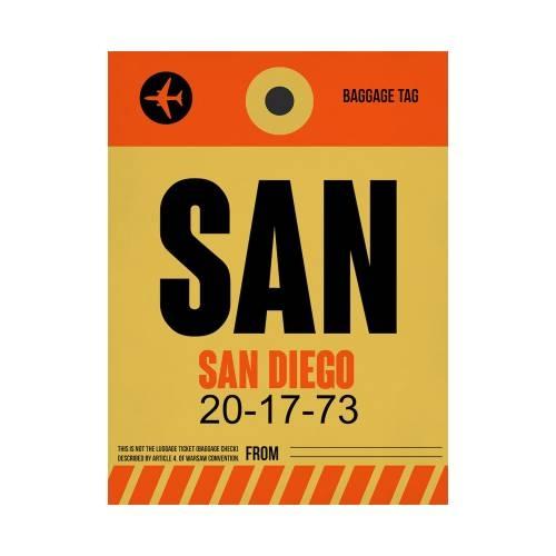 SAN San Diego