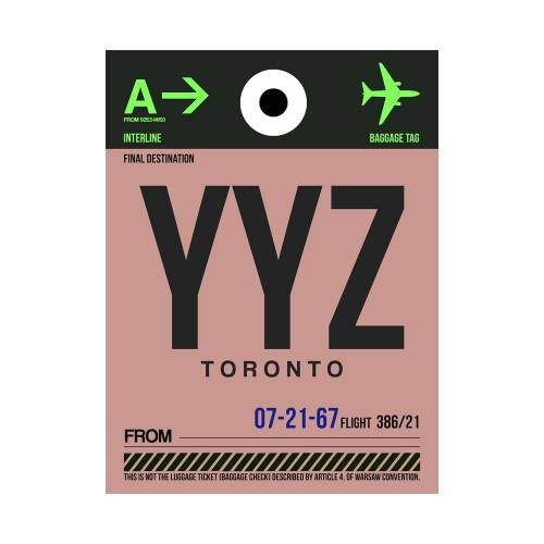 YYZ Toronto
