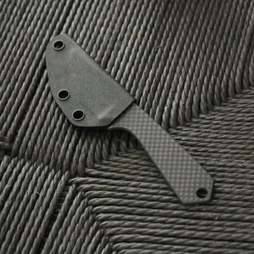 Carbon Fiber Neck Knife | Bastion