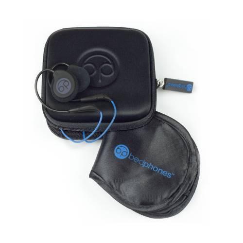 Black Sleep Headphones | Bedphones