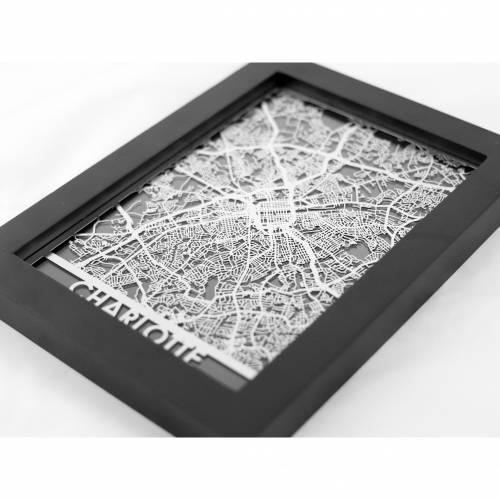 Charlotte   Cut Maps