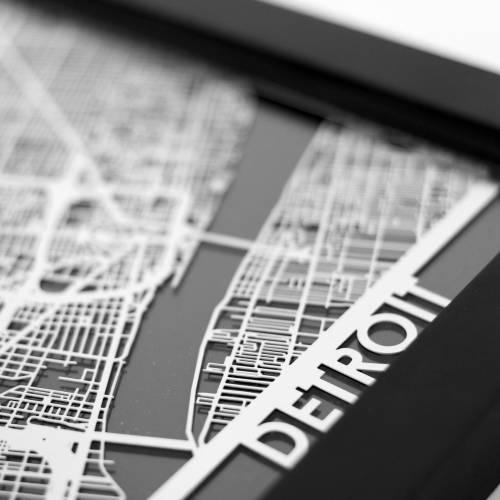 Detroit   Cut Maps