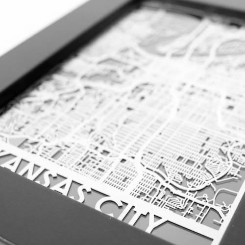 Kansas City   Cut Maps