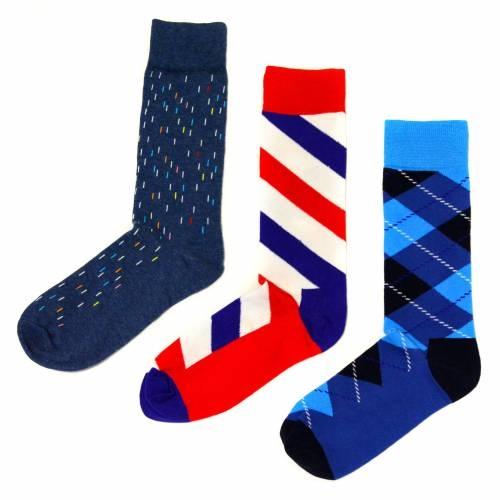 Socks | Stripes, Argyle Print & Colored Specks | Happy Socks