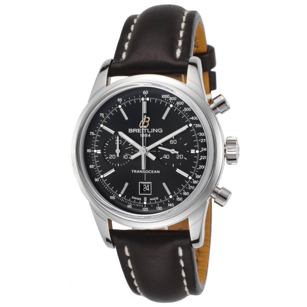 Transocean 38 Auto Chrono | Breitling Watches