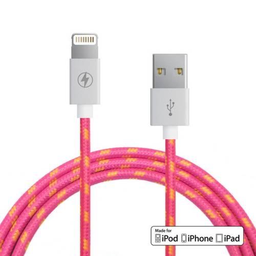 Lightning Cable   Pink Lemonade