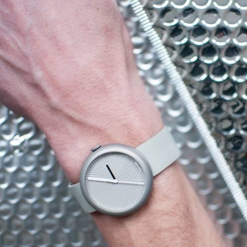 Silver/Grey Hach | Objest Watches