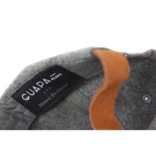 Australian Melton Wool Grey Hat | Guapa Peaks