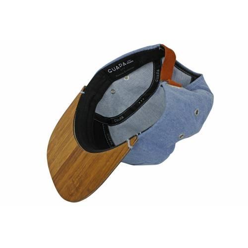 Denim Volley 5 Panel Hat   Guapa Peaks