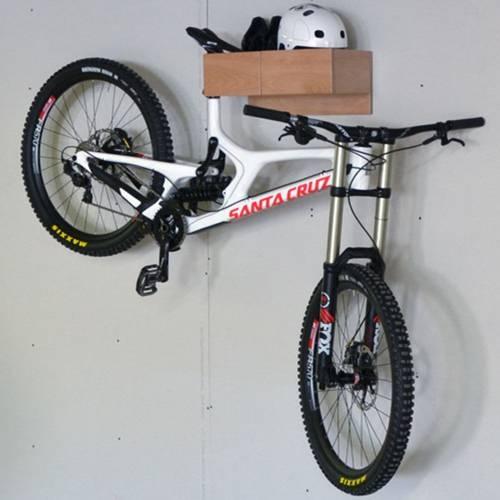 Zadel | Lignum Bike Racks