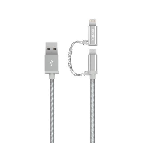 Premium Micro-USB & Adapter