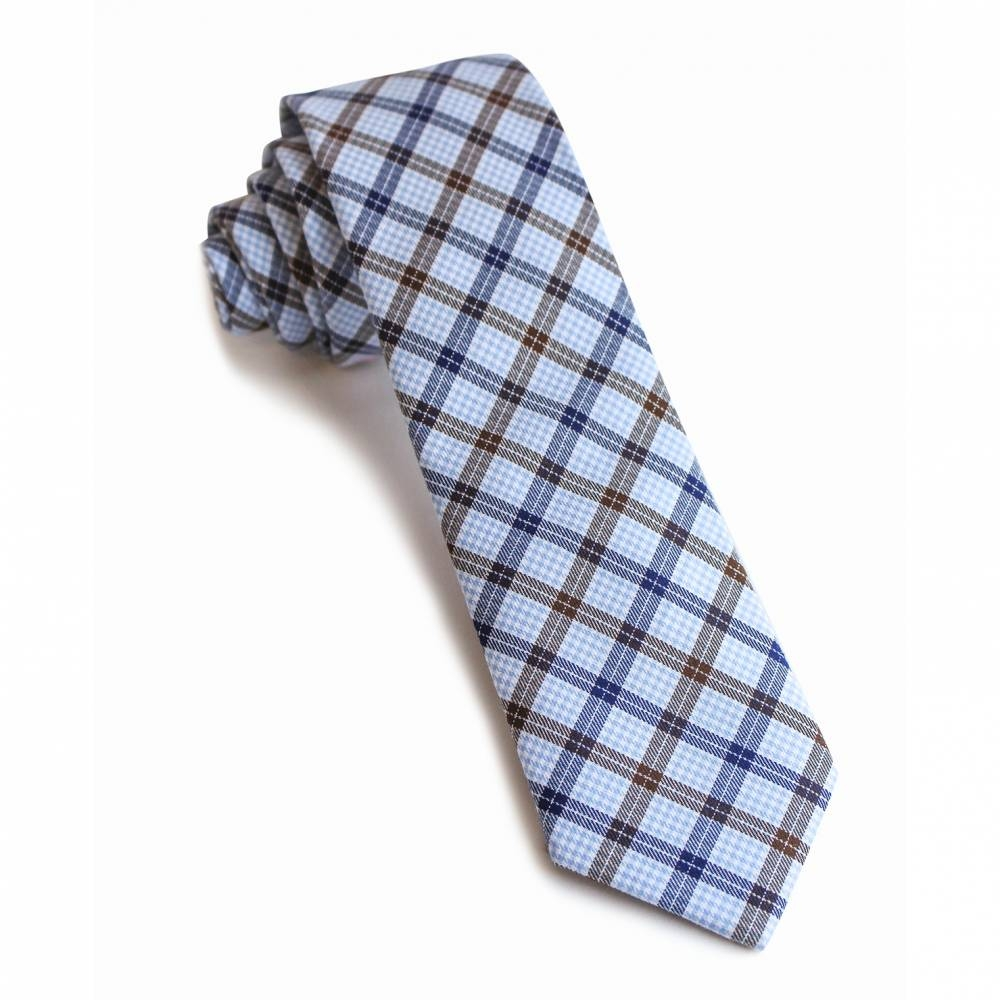 Wrigley Plaid TIe | The Tie Bar