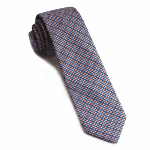 White Collar Plaid Tie | The Tie Bar