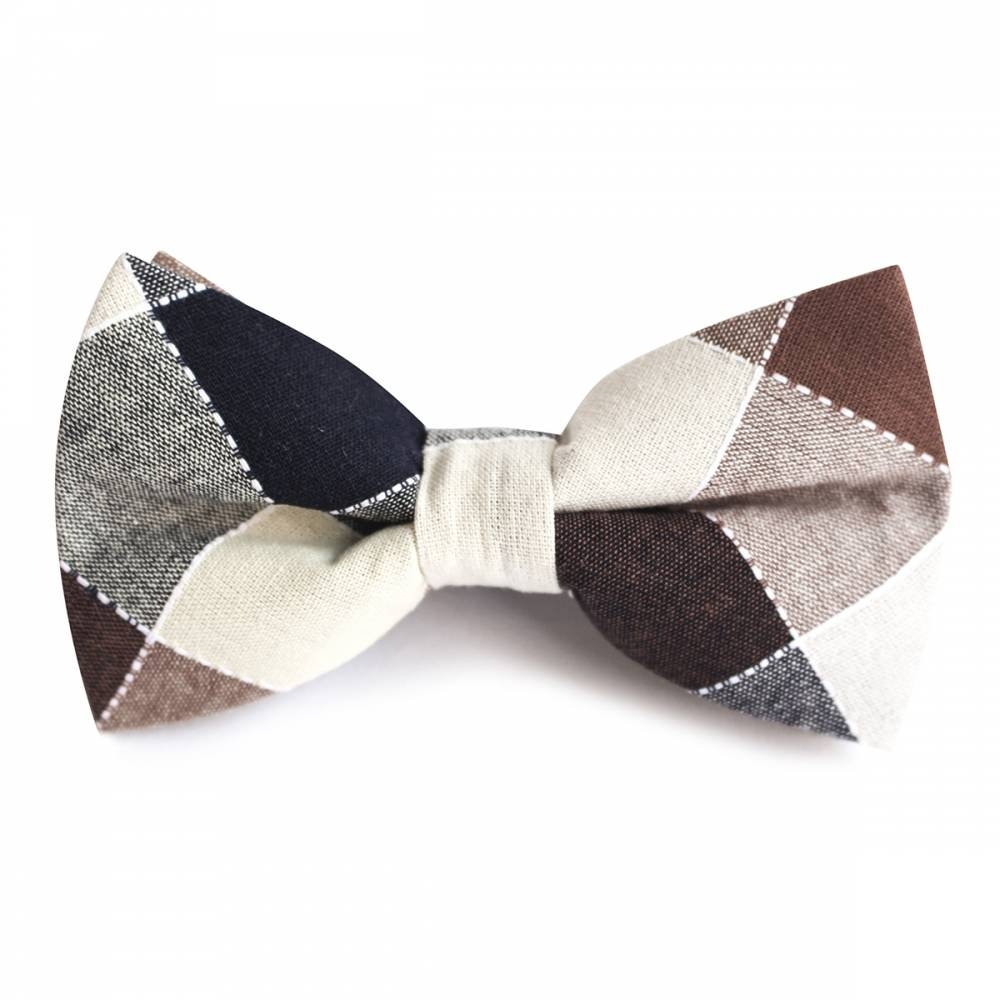 Winston Check Bow Tie | The Tie Bar
