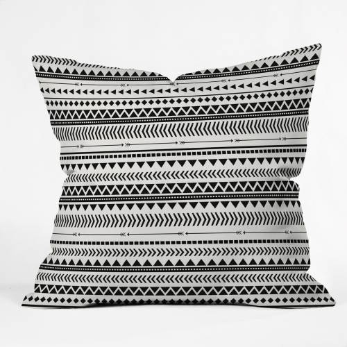 Black & White Aztec Allyson Johnson
