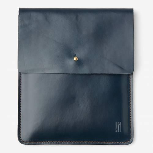 iPad Sleeve with Collar Button