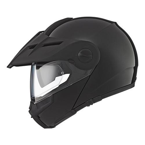 E1 | Gloss Black | Schuberth Helmets