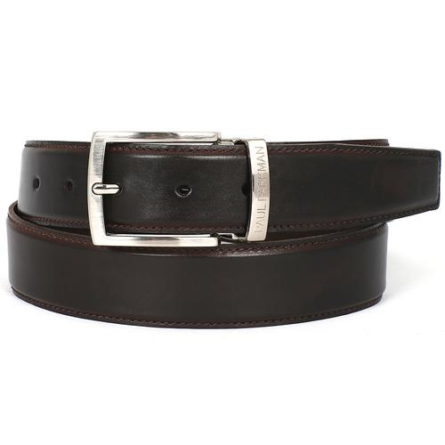 Men's Leather Belt | Dark Brown