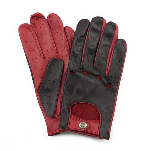 The Heritage | Black & Crimson