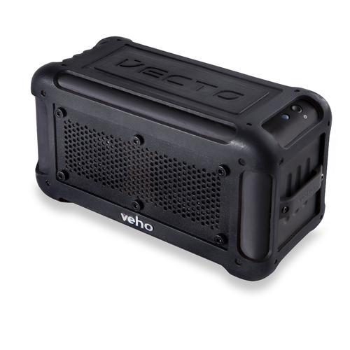 Vecto Water-Resistant Speaker   Black