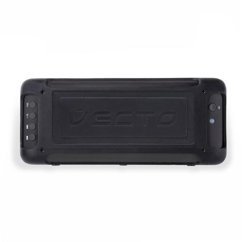 Vecto Water-Resistant Speaker | Black | Veho