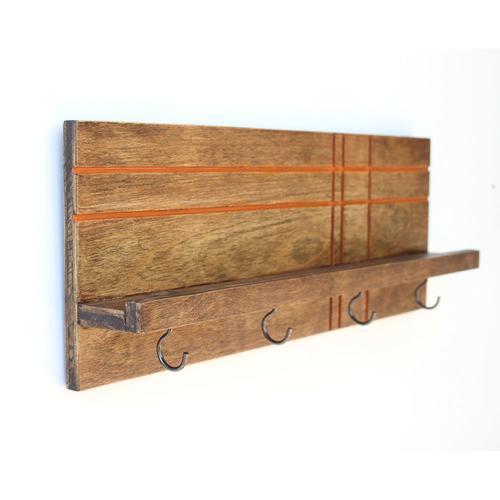 Key / Jewelry Organizer | Geo Modern | Wood Butcher Designs