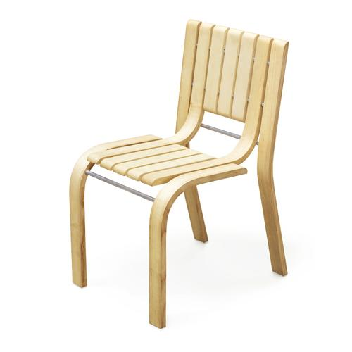 Unit Chair   Natural American Ash   Tom Will Make