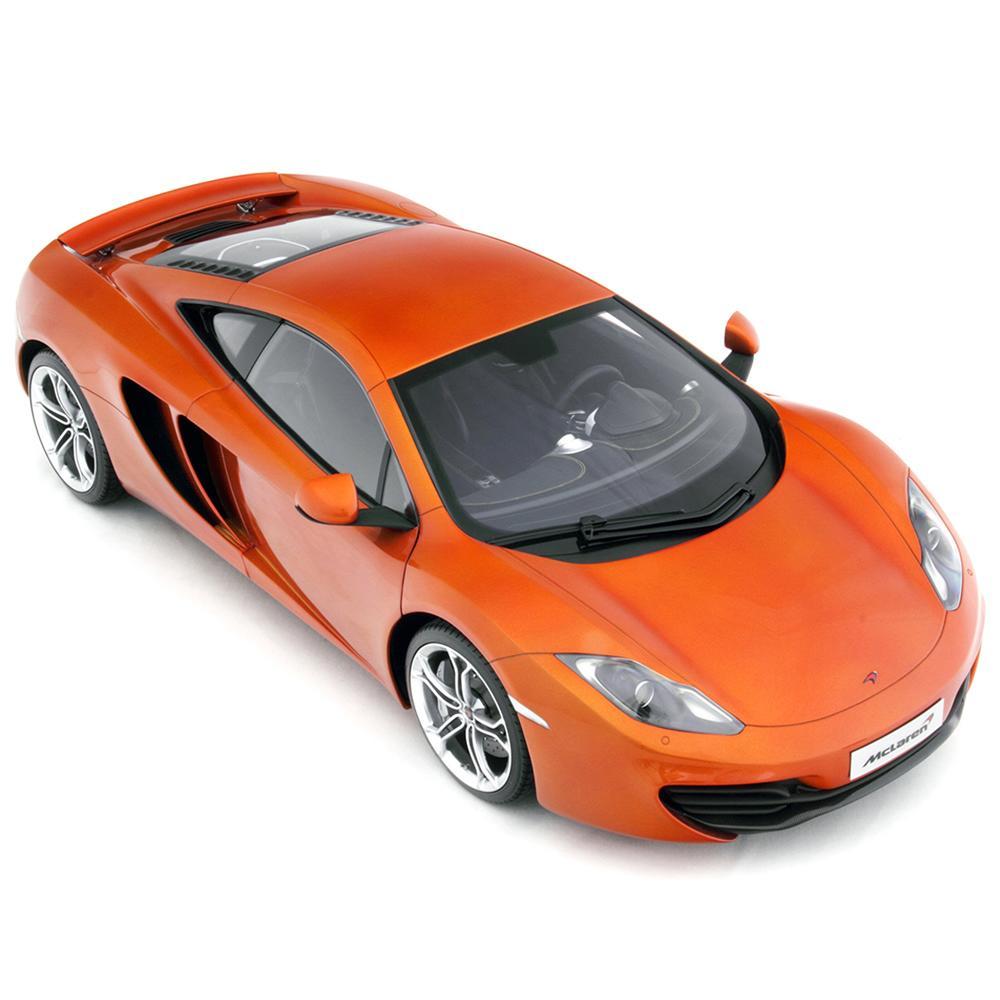 McLaren   MP4-12C 2011   Amalgam   1:8 Scale Model Car