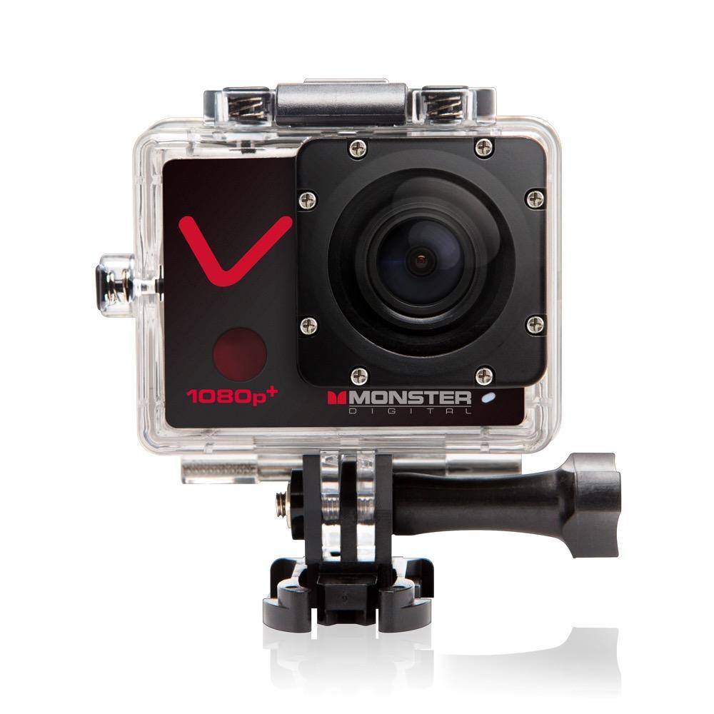 Action Sport Camera   Vision 1080P+   Monster Digital