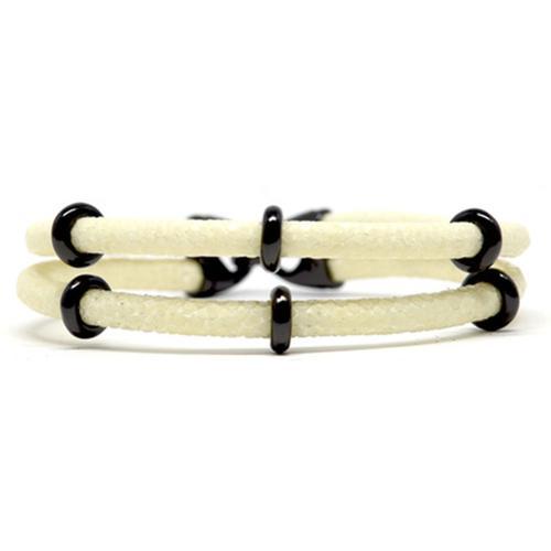 Bracelet | 2x Sting | White/Black