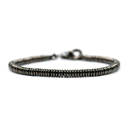 Bracelet | Single Beads | Black