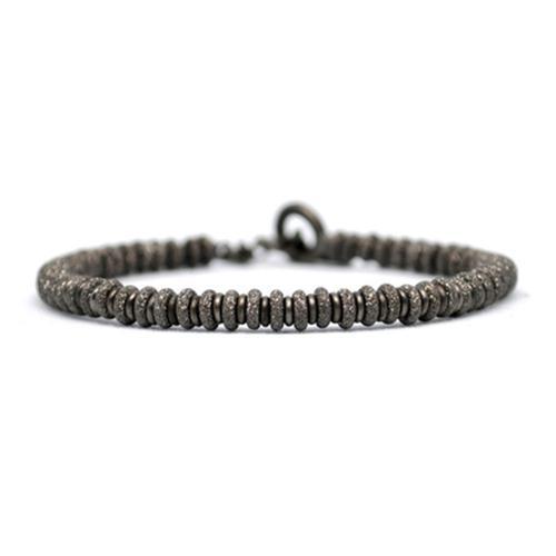 Bracelet | Medium Beads | Black