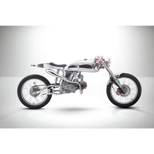 Eden Motorcycle | Chrome